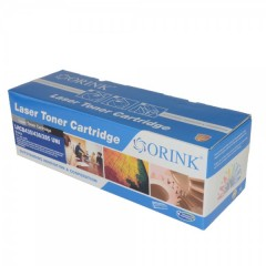 Cartus toner compatibil ORINK HP Color LaserJet 1600 OR-LH6001A (2000 pagini) Cyan