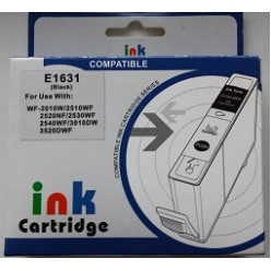 Cartus cerneala compatibil Epson 16XL (T1631) 12.9ml negru