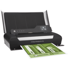 Multifunctional inkjet HP OfficeJet 150 Mobile L511A All-in-One