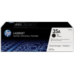 Cartus toner original HP CB435AD